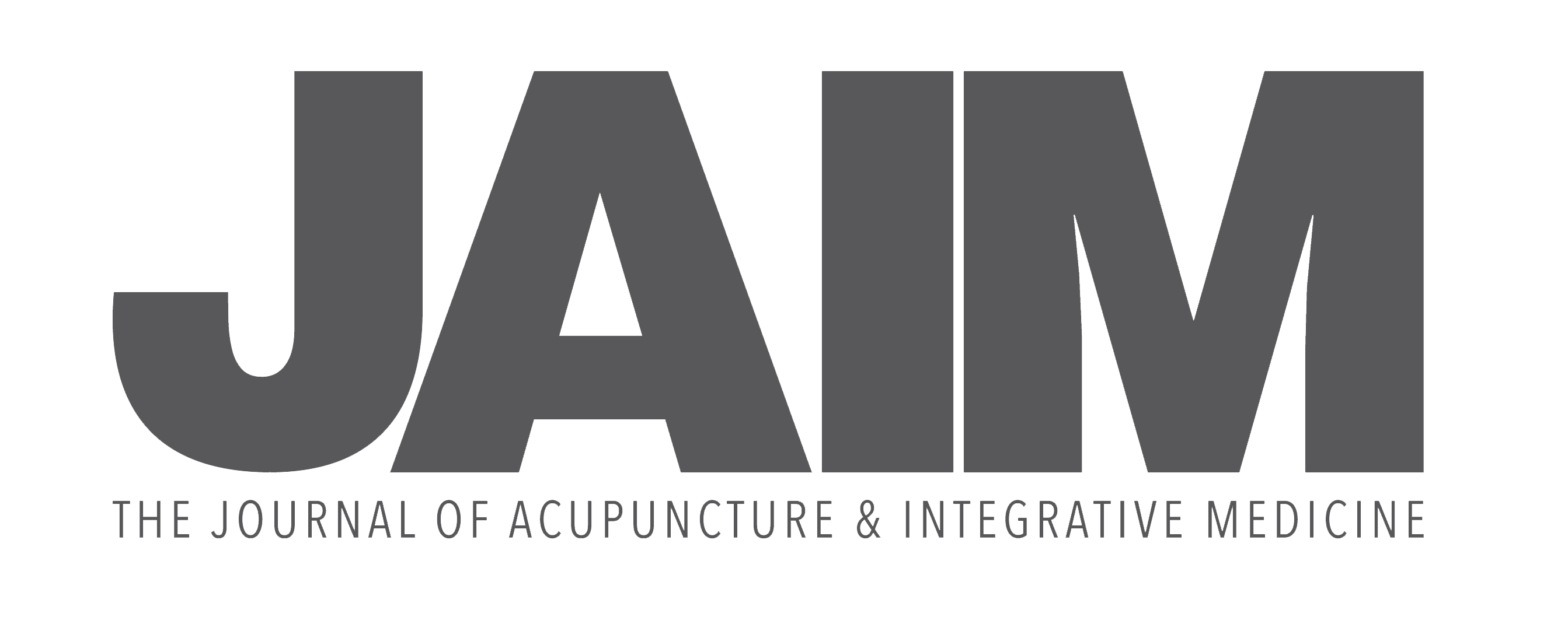 Journal of Acupuncture & Integrative Medicine